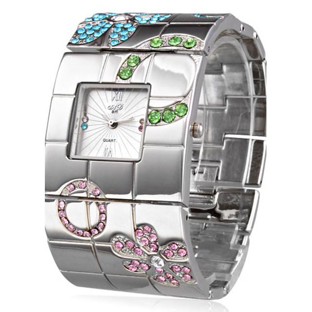 Pentru femei Ceas de Mână Piața de ceas Quartz femei Ceas Casual Oțel inoxidabil Argint Argintiu Un an Durată de Viaţă Baterie / Japoneză / Japoneză / SSUO SR626SW