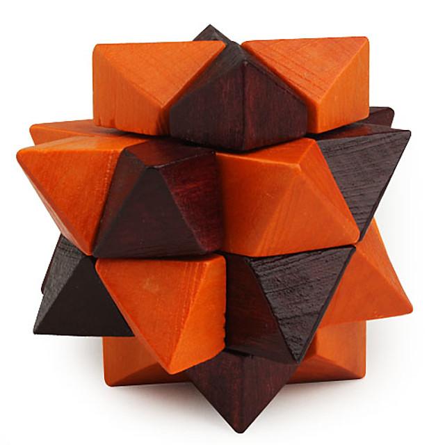 Puzzle Puzzle Lemn Jocuri IQ nivel profesional Viteză De lemn Clasic & Fără Vârstă Băieți Fete Jucarii Cadou / 14 Ani & Sus