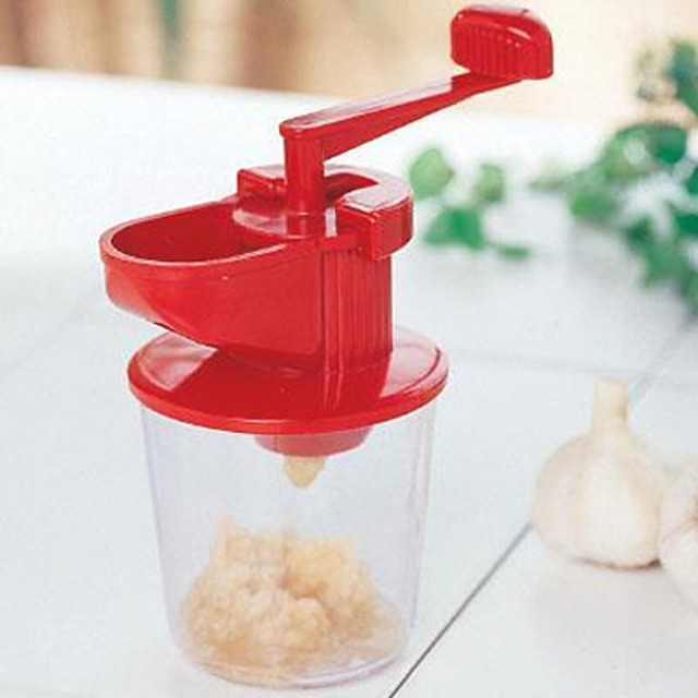 Easy Manual Garlic Grinder (Random Colors)