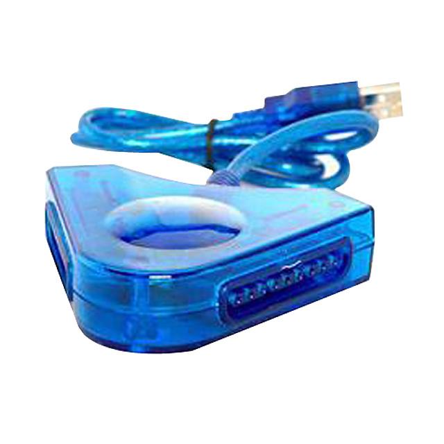 PSX dublă pentru controler USB Adaptor convertor pentru PC PS2