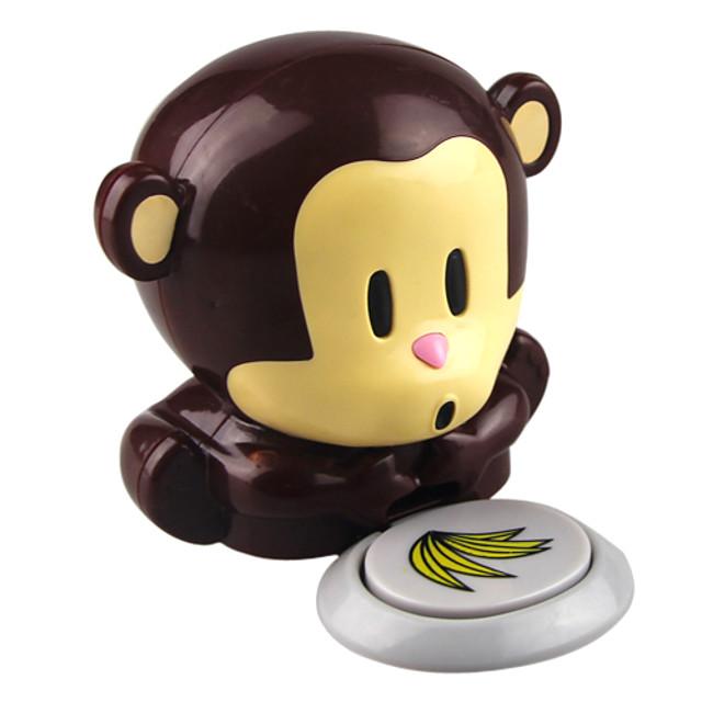 Uscător de Unghii Pentru Unghii de Gel Unghii Acrilice Lac de unghii Unelte pentru unghii Călătorie / Mini / Stilul Maimuță Zilnic Mini / Aparat de aer cald uscat / Plastic