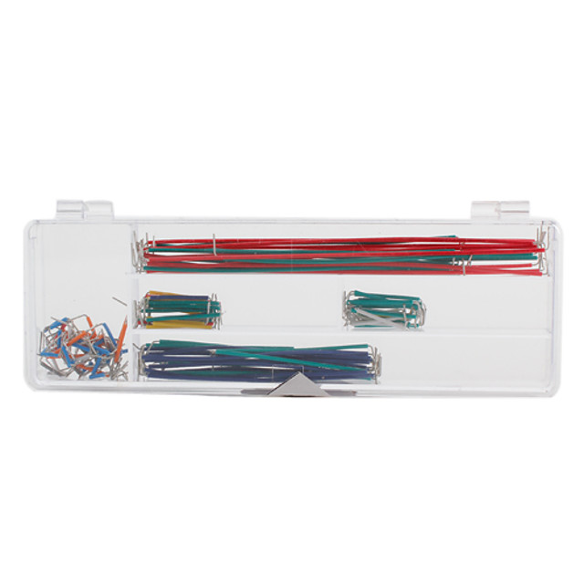 Breadboard Jumper Cable Wire Kit With Box