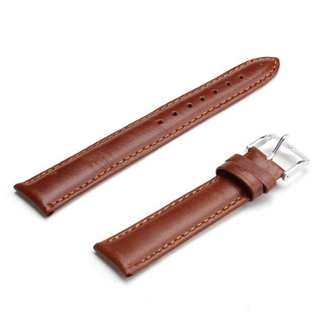 Paski do zegarków Skórzany Akcesoria do zegarków 0.01 Wysoka jakość