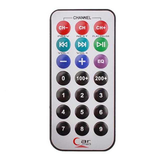 MCU Development Board 21 Button IR Remote Control