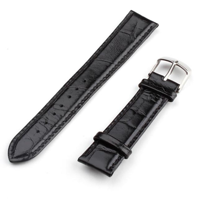 Horlogebandjes Leder Horlogeaccessoires 0.012 Hoge kwaliteit