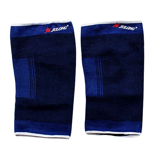 Nylon Thermal Sports Knee Pad  (Blue)