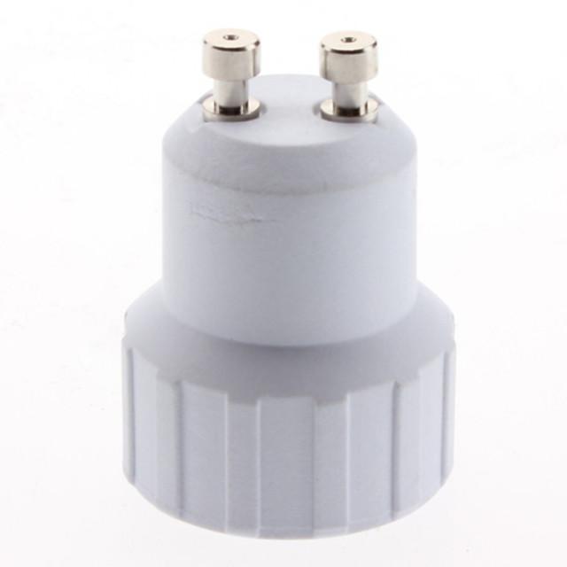 GU10 to E14 E14 Plastic Bec pentru becuri