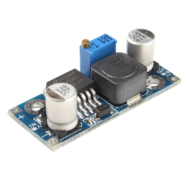 Dc 3~40V To Dc 1.5~35V Adjustable Step-Down Power Supply Module