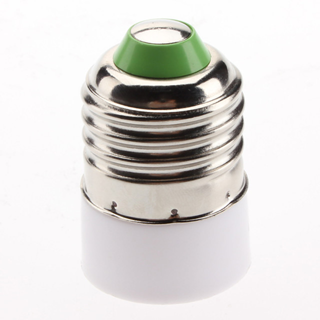 E27 naar E14 E14 85-265 V Muovi Light Bulb Socket