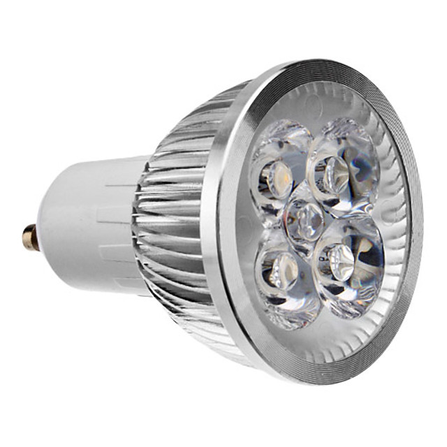 4 W Spoturi LED 3000 lm GU10 4 LED-uri de margele LED Putere Mare Decorativ Alb Cald 85-265 V