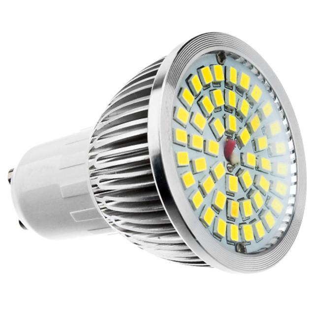 1 buc 6 W Spoturi LED 500-550 lm E14 GU10 GU5.3 48 LED-uri de margele SMD 2835 Alb Cald Alb Rece Alb Natural 110-240 V 85-265 V