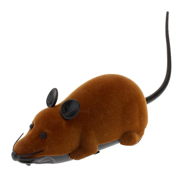 Игрушки на пульте управления Животные Мышь Пульт управления Прогулки 1 pcs Классика Игрушки Подарок