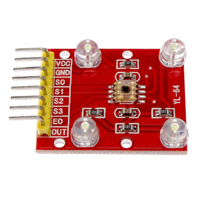 Modulul Recunoaștere culoare, TCS3200 senzor de culoare, Modul Color
