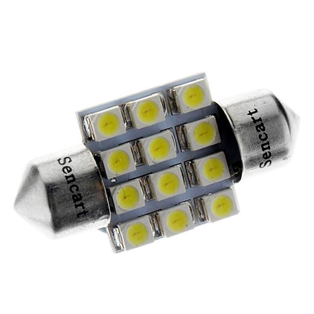 SO.K Festoon Mașină Becuri SMD 3528 50 lm Lumini de interior Pentru Παγκόσμιο