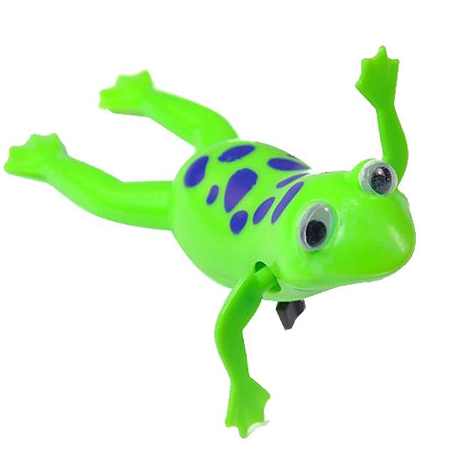 Frog inot copil cu vantului (culori aleatorii)