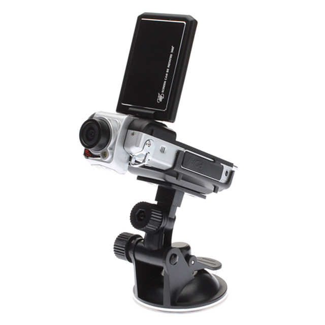 1080P Wide Angle 16MP Car DVR Camcorder LED Light AV-Out SD HDMI (2.5