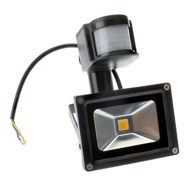 Proiectoare LED 800 lm 1 LED-uri de margele LED Integrat Senzor 100-240 V