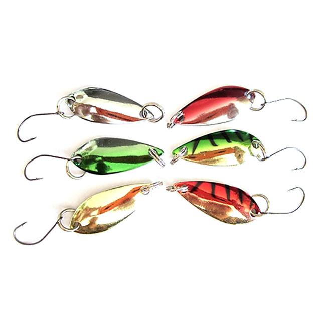 Pescuit Cârlig special pentru Drac cu Lure colorat (2,5 g, de culoare Ramdon)