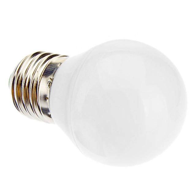Bulb LED Glob 2700 lm E26 / E27 G60 28 LED-uri de margele Alb Cald 220-240 V / #