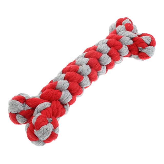 Jucării de Mestecat Câine Cățeluș Animale de Companie  Jucarii Funie Țesut textil Cadou
