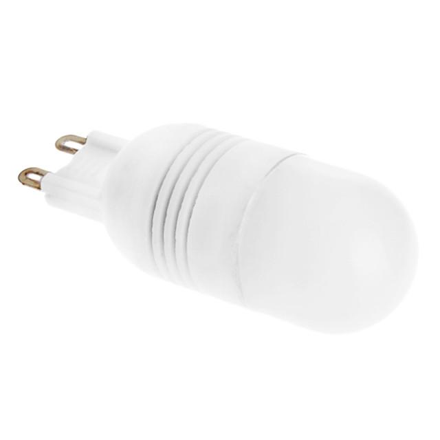 Spoturi LED 240 lm G9 LED-uri de margele Alb Cald 110-240 V / #