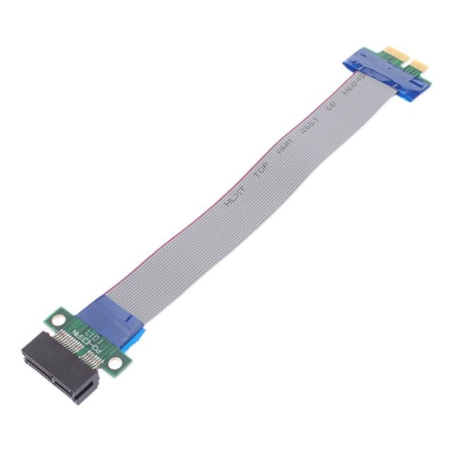 36 Pin Ribbon PCI Express (PCI-E) skjøtekabel for stasjonær PC