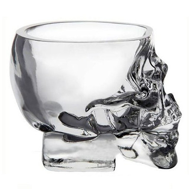 petrecere de halloween mini cupă vodcă împușcat sticlă whisky băutură vase pentru bar acasă stil proaspăt