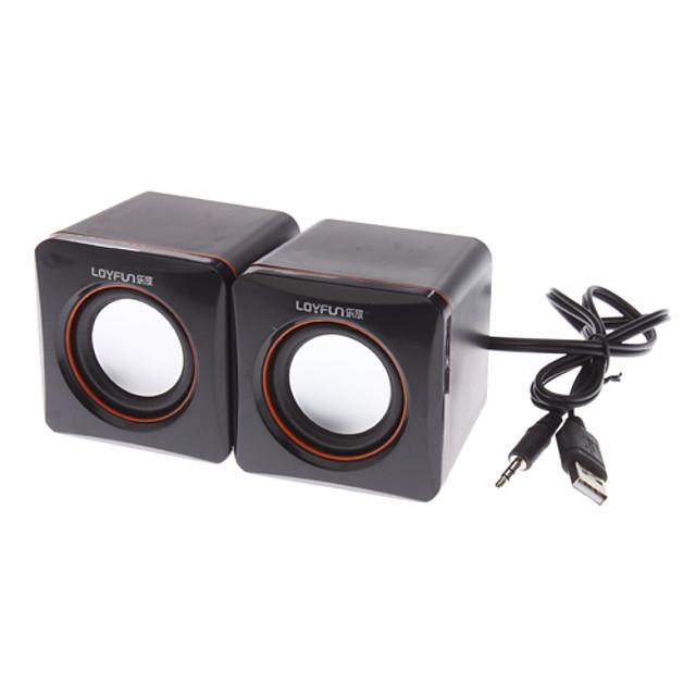 LF-701 stereo mini boxă pentru Laptop-uri