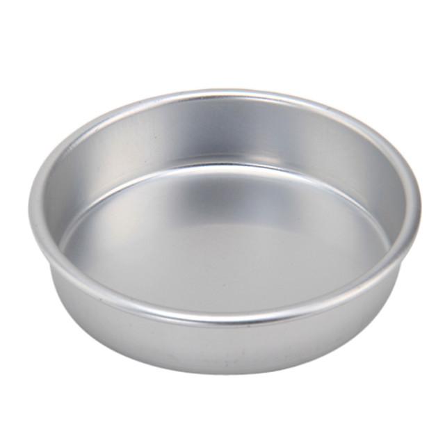 1 buc Aluminiu Tort Biscuiți Plăcintă Coacere platouri & Tigai Instrumente de coacere