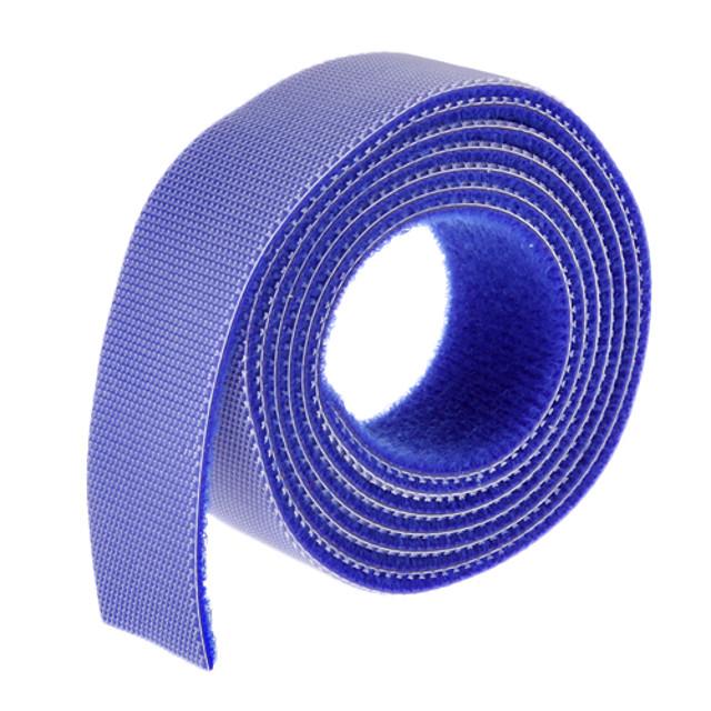 magie bandă albastră 100m * 20mm pentru gestionarea firului