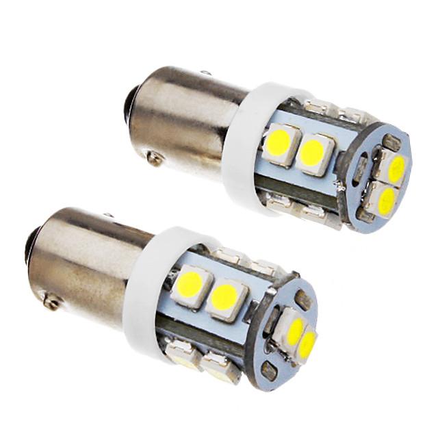 SO.K BA9S Mașină Becuri 3 W SMD 3528 80 lm LED Lumini de interior Pentru