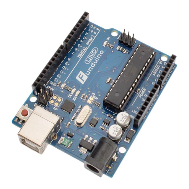 Funduino Uno R3 ATmega328P-PU ATmega16U2 Board