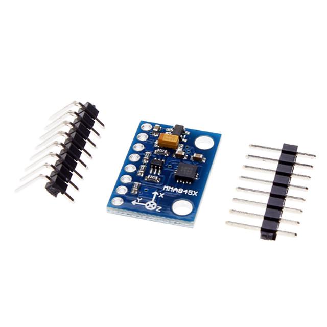 대한 mma8452 3 축 축 디지털 가속도계 모듈 (Arduino를위한)