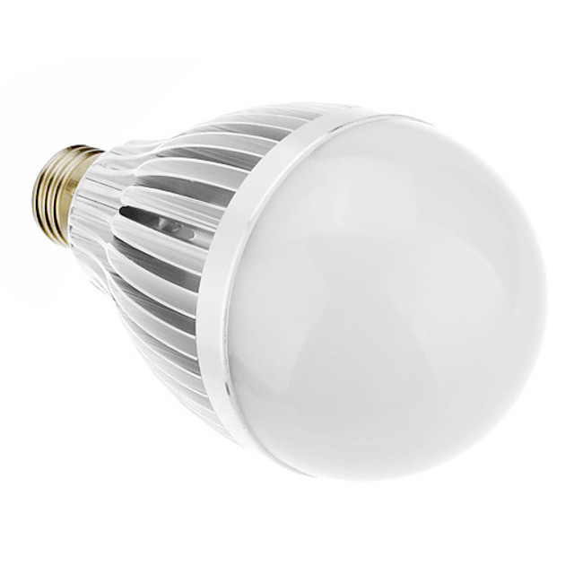 LED Globe Bulbs 960 lm E26 / E27 LED Beads Cold White 85-265 V