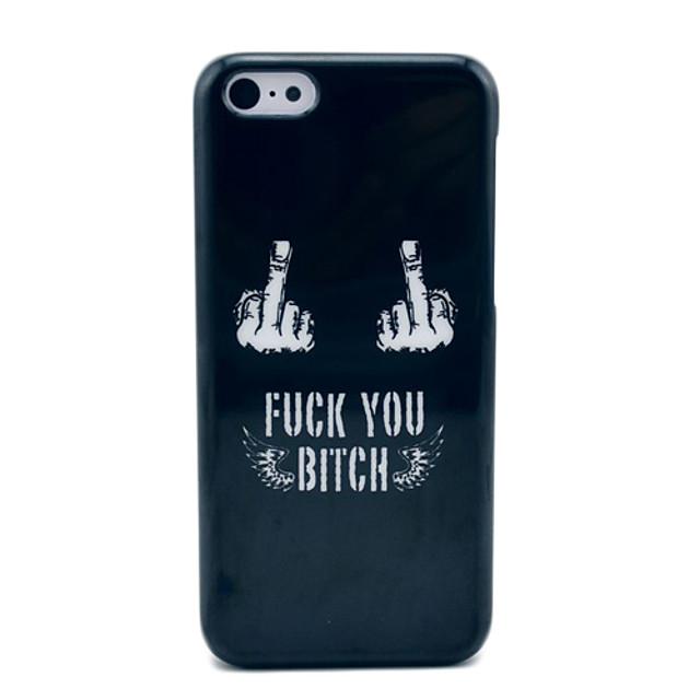 Du-te dracului greu de caz negru pentru iPhone 5C
