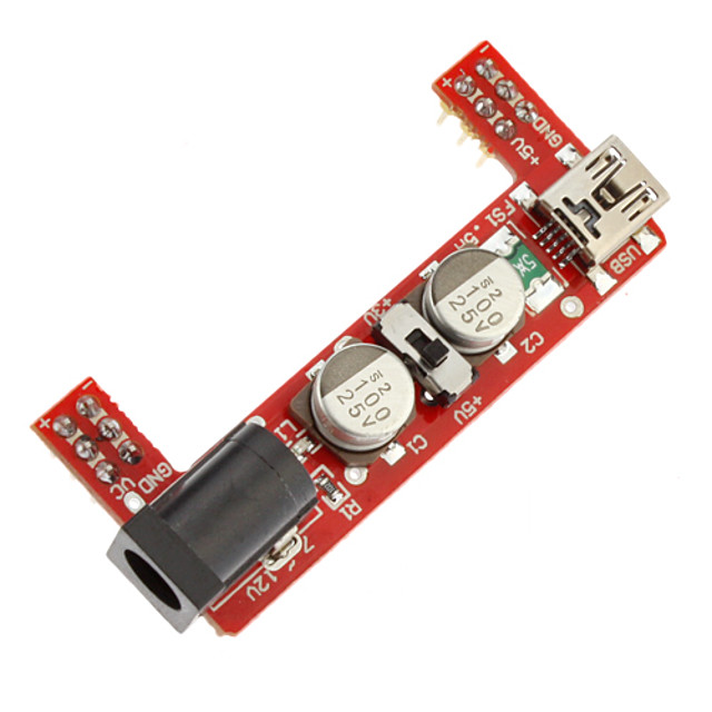 modul de alimentare 2-way 5v/3.3v pentru (pentru Arduino)