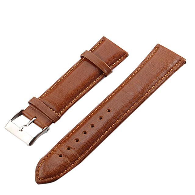 Horlogebandjes Leder Horlogeaccessoires 0.006 Hoge kwaliteit