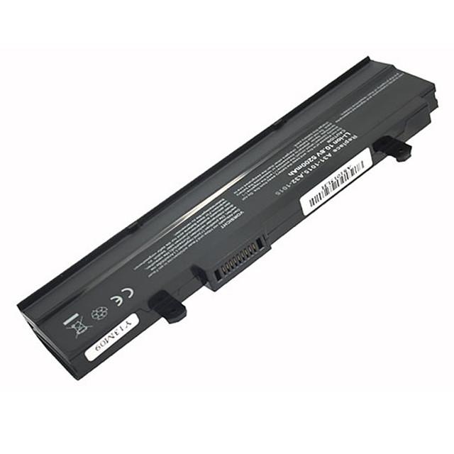 5200mAh Baterie pentru laptop Asus EEE PC 1015P/PE 1016 / P 1215 A31-1015-A32 1015 - negru