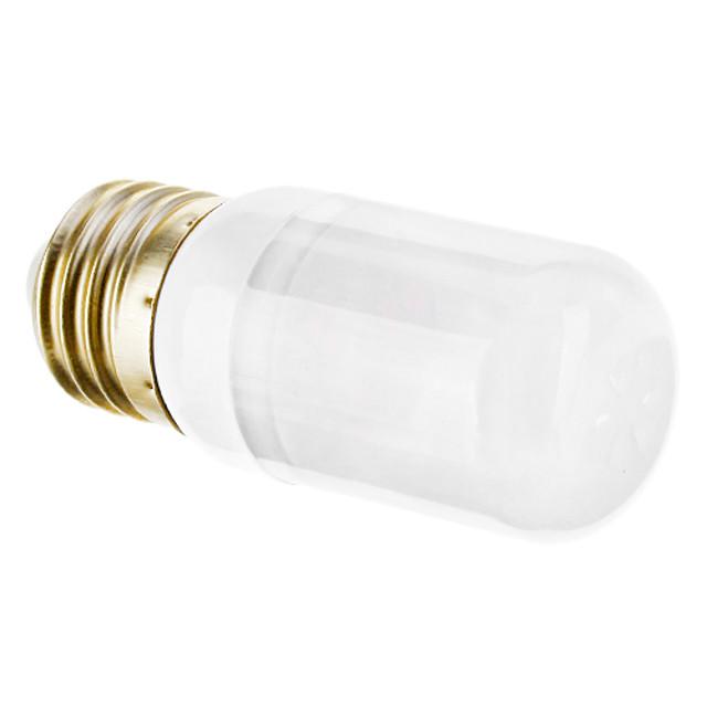 SENCART 1 buc 1 W Spoturi LED 70-90 lm E26 / E27 6 LED-uri de margele SMD 5730 Alb Rece 220-240 V