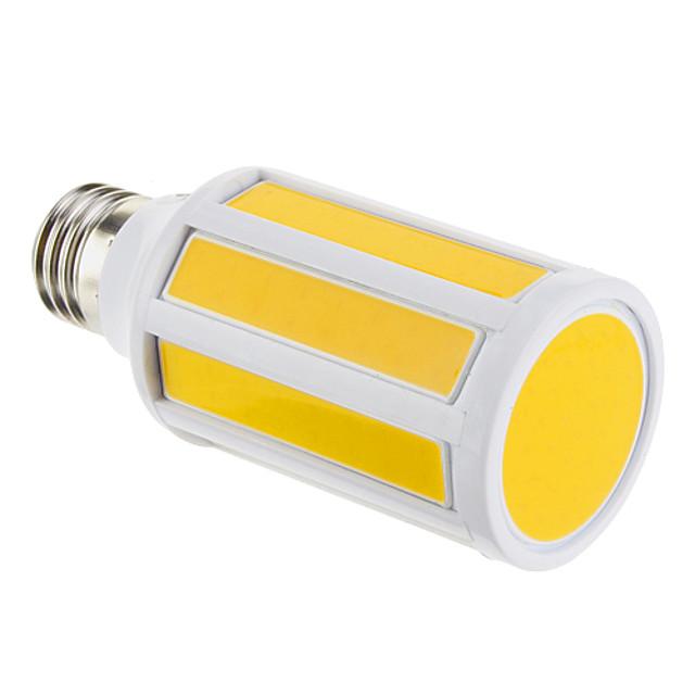 Becuri LED Corn 960 lm E26 / E27 T LED-uri de margele COB Alb Cald 220-240 V