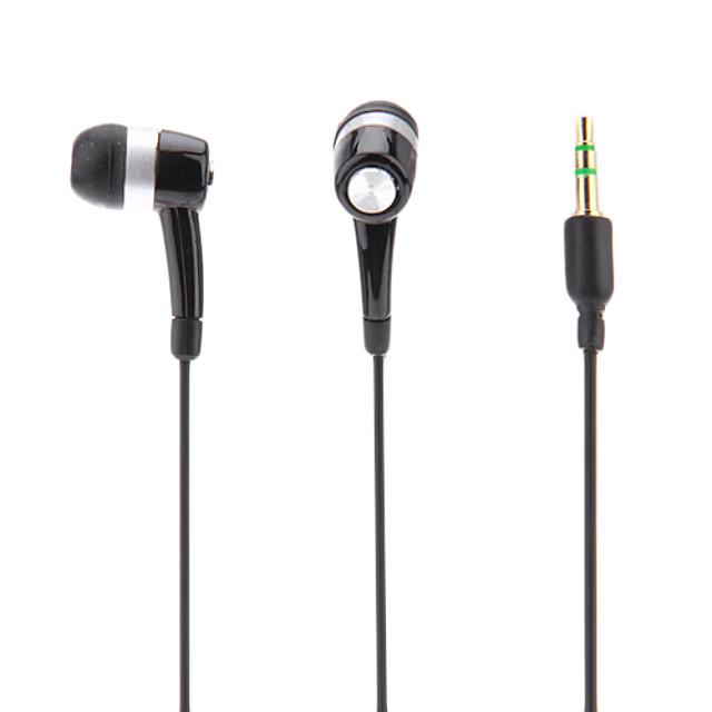 SX658 În ureche Cablu Căști Dinamic Plastic Telefon mobil Cască Setul cu cască