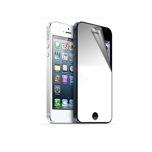 Ecran protector pentru Apple iPhone 6s / iPhone 6 / iPhone SE / 5s 1 piesă Ecran Protecție Față & Spate Oglindă