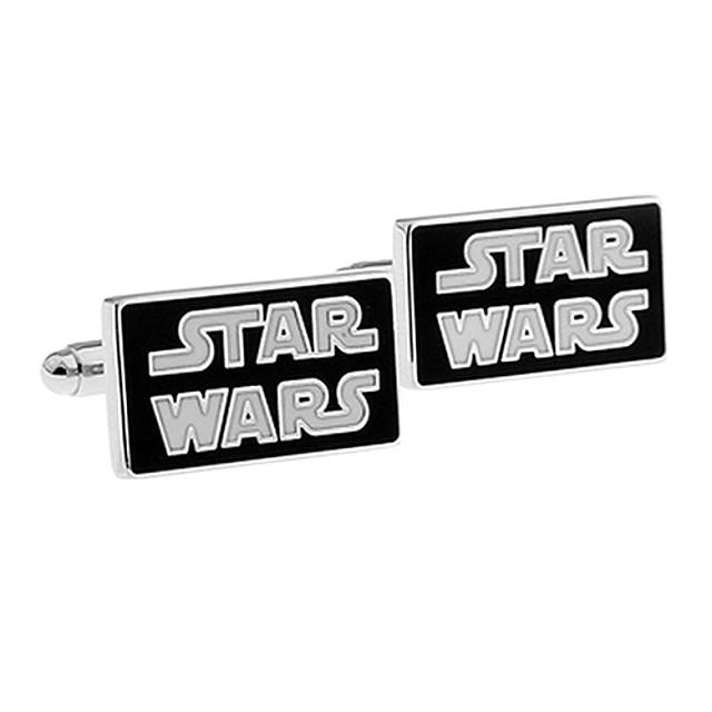 Men's  Star Wars Cufflinks(2 PCS)