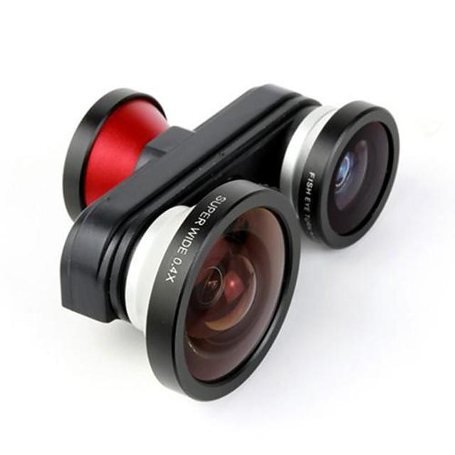 Aluminiu Lentile Fish-Eye 10X și peste 140 Altele iPhone 5 iPhone 5S