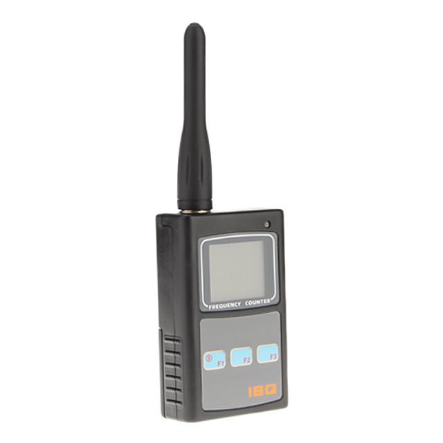 50MHz-2.6gh doua cale contor de frecvență radio, portabile