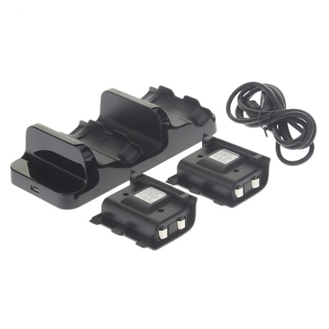 USB Baterii și Încărcătoare Pentru Xbox One . Baterii și Încărcătoare Plastic unitate
