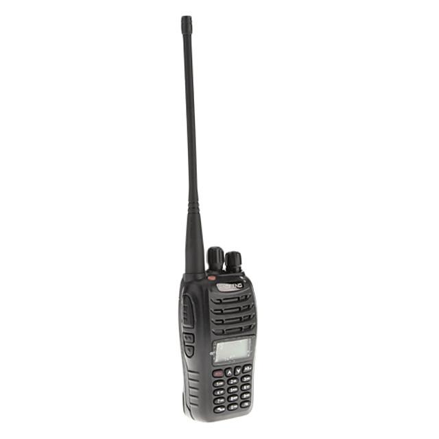 Baofeng uv-B5 UHF / VHF 400-480 / 136-174mhz dual-band fm doi fel de radio de emisie-recepție walkie talkie interfon