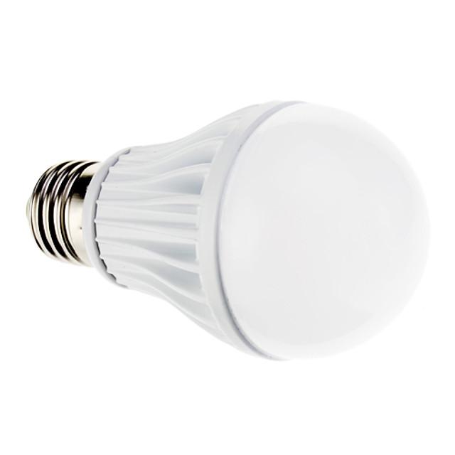 Bulb LED Glob 1160 lm 1 LED-uri de margele COB Alb Cald 85-265 V