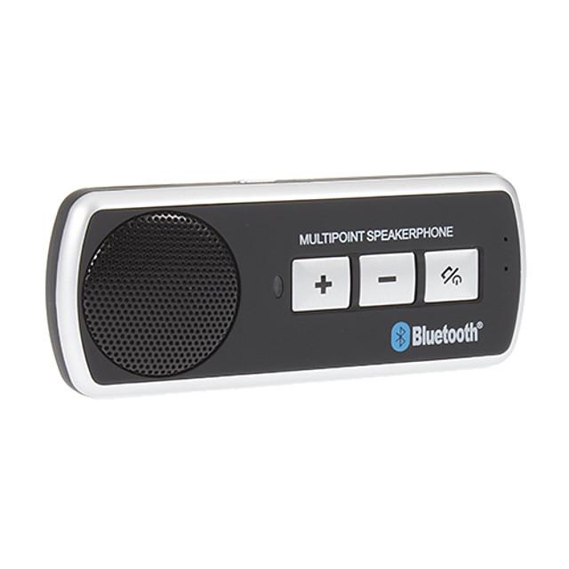 Bluetooth V2.0 + EDR Handsfree Speakerphone with TTS Caller ID (SD/MMC/USB/2.5mm)