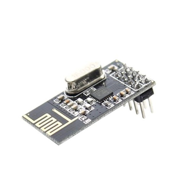 opgraderet 2.4GHz NRF24L01 trådløse transceiver modul til (for Arduino)